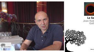 """Jean Hubert Gailliot, prix Wepler pour """"Le Soleil""""  (DR)"""