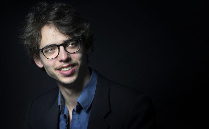 Le jeune pianiste prodige Lucas Debarguez, l'un des invités vedettes des Nancyphonies 2016.  (Joël Saget / AFP)