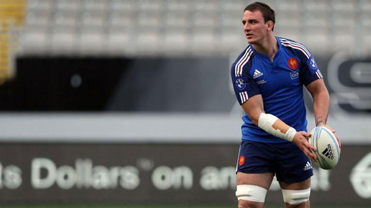 Le rugbyman français Louis Picamoles