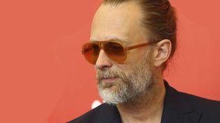 Thom Yorke à la Mostra de Venise le 1er Sept 2018.  (Joel C Ryan/AP/SIPA)