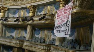 Occupation du Théâtre de Bordeaux (France 2)