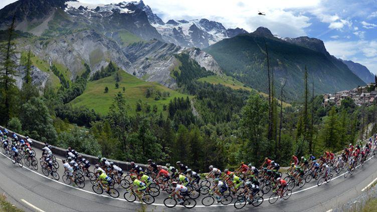 Le Tour de France démarre, l'occasion de se remettre à niveau question langage cycliste.  (ERIC LALMAND / BELGA MAG)