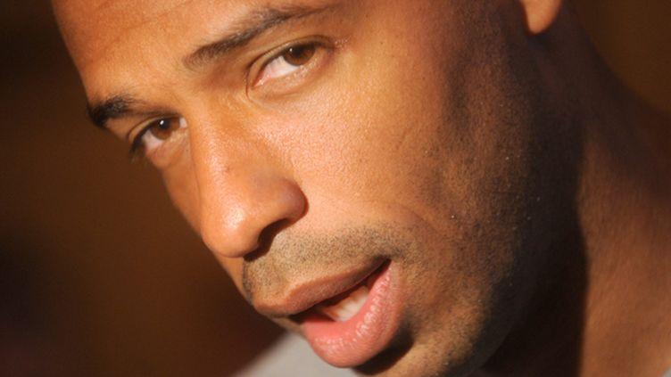 L'attaquant français Thierry Henry (DENNIS VAN TINE / NURPHOTO)