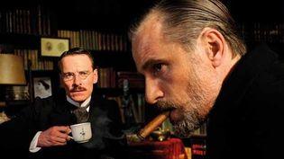 "Michael Fassbender et Viggo Mortensen dans ""A Dangerous Method"" de David Cronenberg  (Mars Distribution)"
