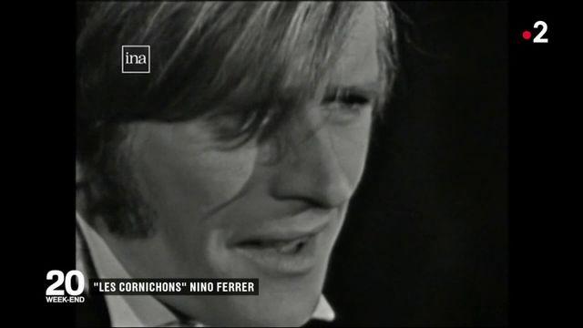 Nino Ferrer : un chanteur drôle et mélancolique