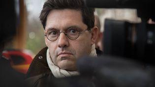L'ancien préfet des Alpes-Maritimes et préfet de Seine-Saint-Denis Georges-François Leclerc, le 17 février 2018 à Nice (Alpes-Maritimes). (ROLAND MACRI / BELGA MAG / AFP)