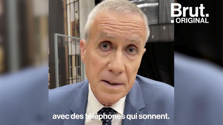 """VIDEO. """"C'est une vision d'horreur"""" : 9 questions à François Molins (BRUT)"""