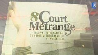 Horreur et fantastique au festival Courtmétrange  (Culturebox)