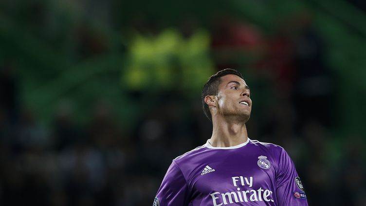 Cristiano Ronaldo, à Lisbonne (Portugal), le22 novembre 2016. (CARLOS PALMA / NURPHOTO / AFP)