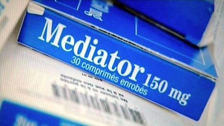 Le texte créant le fonds public d'indemnisation des victimes du Mediator doit être présenté mercredi (f3npdc)
