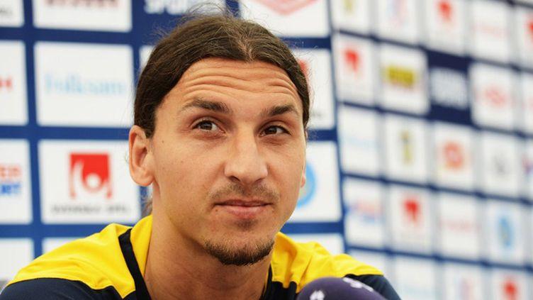Zlatan Ibrahimovic  (JONATHAN NACKSTRAND / AFP)
