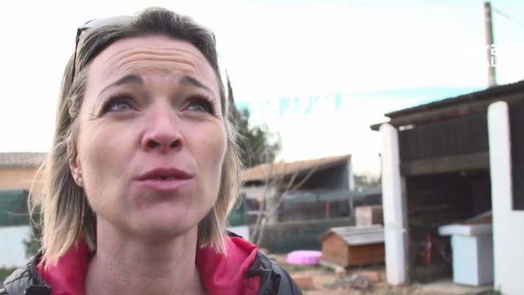 Laetitia vit à l'euro près (FRANCEINFO)