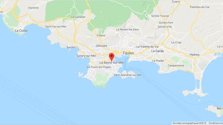 La Seyne-sur-Mer (Var) (GOOGLE MAPS)