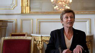 Nicole Klein, alors préfète de la région Pays-de-la-Loire, le 19 mars 2018 à Paris. (LOIC VENANCE / AFP)