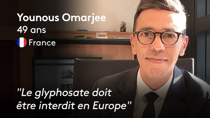 Younous Omarjee (ANTOINE DEIANA / THIBAUT CAVAILLES / STEPHANIE BERLU  / RADIO FRANCE)