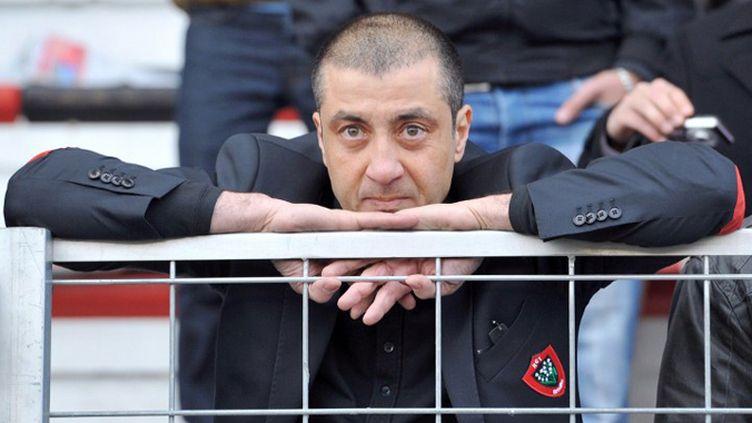 Mourad Boudjellal.  (GERARD JULIEN / AFP)