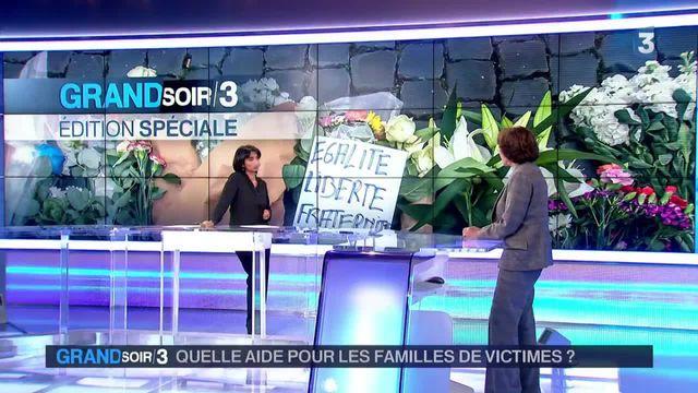 Attentats de Paris : les avocats mobilisés pour venir en aide aux rescapés et familles de victimes