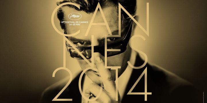 L'affiche du 67e Festival de Cannes  (DR)