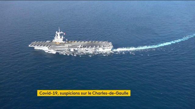 Coronavirus : des cas suspects sur le Charles-de-Gaulle