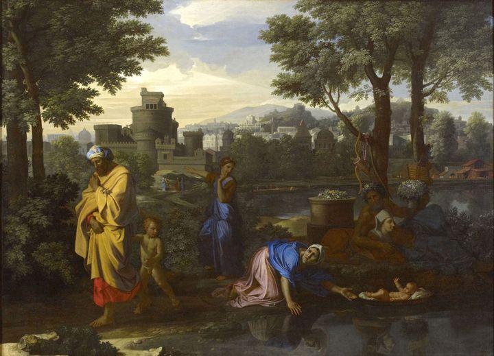 Poussin Et Dieu Au Louvre Pour Une Nouvelle Lecture Du Peintre