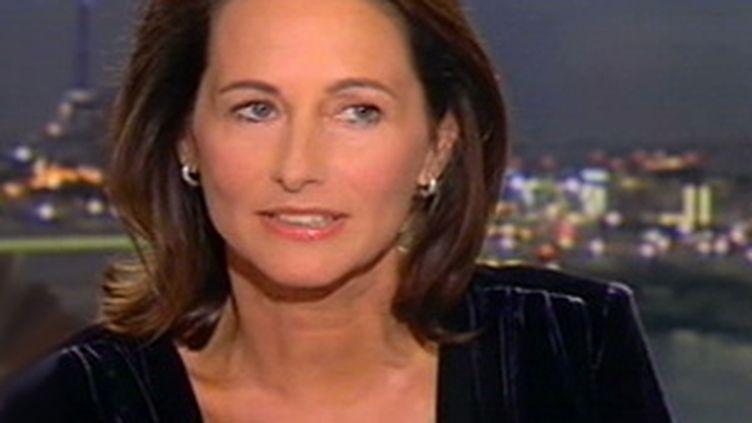 Ségolène Royal veut oeuvrer à relever la gauche (© France 2)