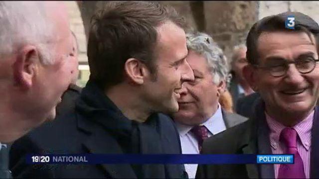 Emmanuel Macron dévoile son programme économique