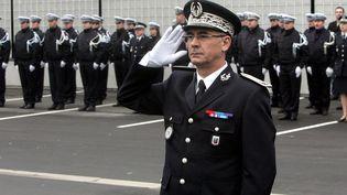 Le directeur de la sécurité publique du Nord, Jean-Claude Menault, le 1er février 2011 à Lille (Nord). (PIERRE LE MASSON / LA VOIX DU NORD / MAXPPP)