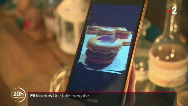 Pâtisserie : à la découverte d'une folie française