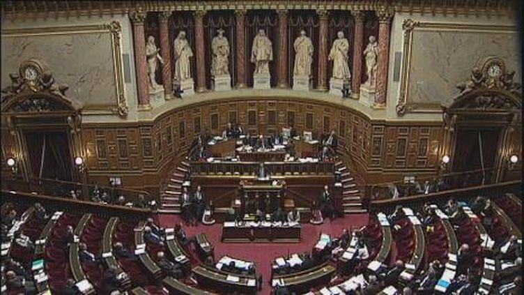 Le Sénat (F2)