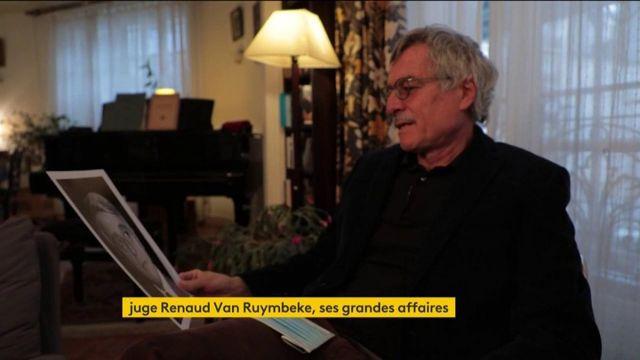 Justice : à la rencontre de l'emblématique juge d'instruction Renaud Van Ruymbeke