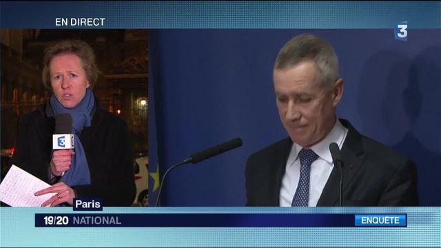 Attentats de Paris : François Molins, procureur de la République de Paris, a tenu une conférence de Presse