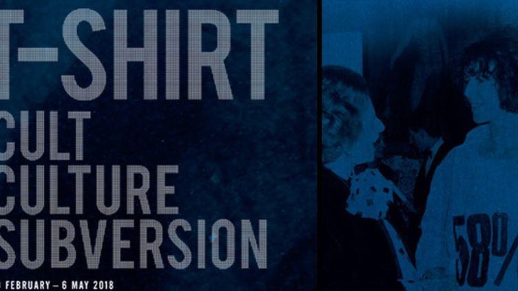 """Exposition """"T-Shirt: culte - culture - subversion""""  (Musée de la mode et du textile de Londres)"""