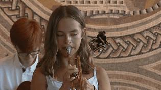 Concert hors les murs au musée de Saint-Romain-en Gall  (France 3 / Culturebox)