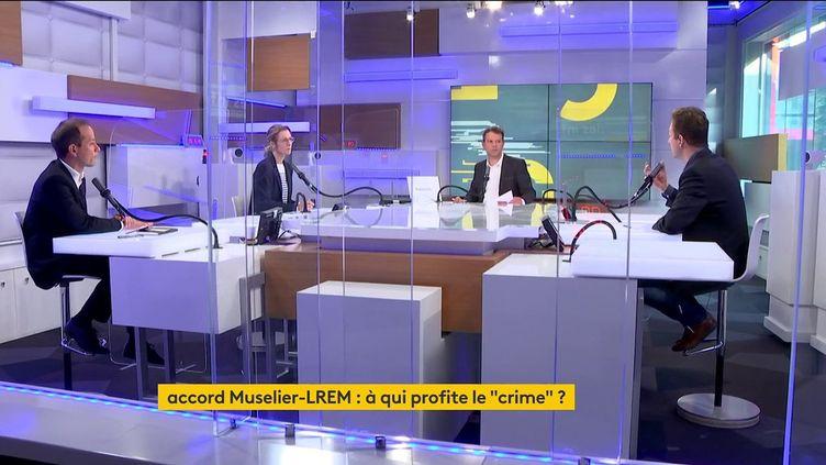 Les informés du matin (3 mai 2021). (FRANCE INFO / RADIOFRANCE)
