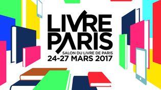 Affiche du Salon Livre Paris (SALON DU LIVRE)