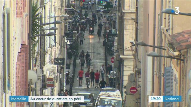 Marseille : à la rencontre des habitants du 3e arrondissement, un quartier en péril