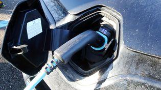 Photo d'illustration d'un véhicule électrique. (MAXPPP)