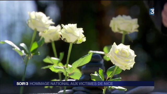 Attentat de Nice : l'hommage national aux victimes