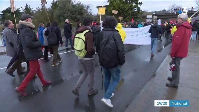 Grève du 17 décembre : à La Rochelle, la CFDT absente de la manifestation
