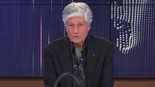 Maurice Lévy, président du conseil de surveillance de Publicis Groupe, invité de franceinfo mercredi 17 février 2021.  (FRANCEINFO / RADIO FRANCE)