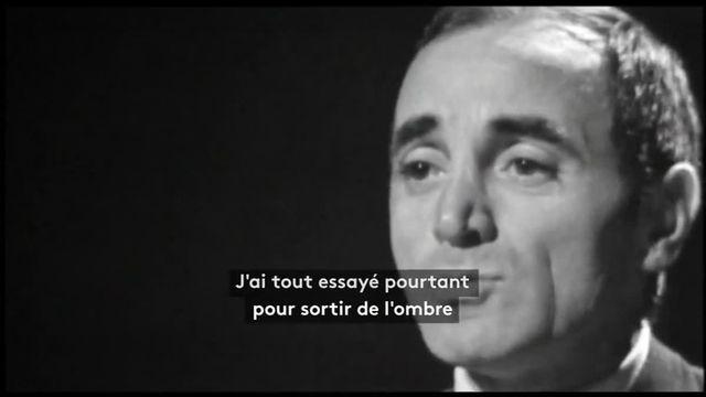 """Hollywood : une étoile pour Charles Aznavour sur la """"promenade de la célébrité"""""""