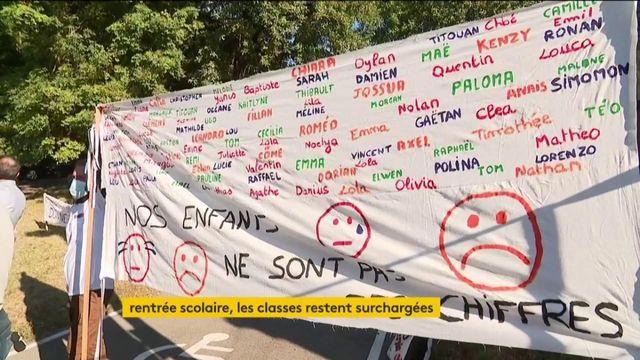 Isère : coronavirus et classe surchargée pour la rentrée à Sassenage