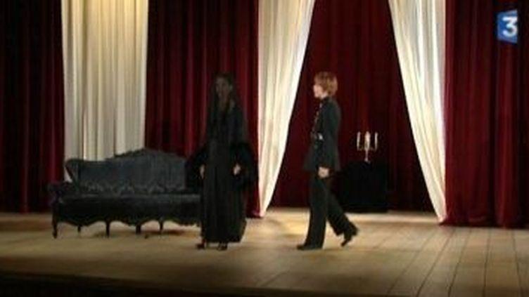 Sara Giraudeau lumineuse dans La nuit des rois de Shakespeare au théâtre Comédia  (Culturebox)