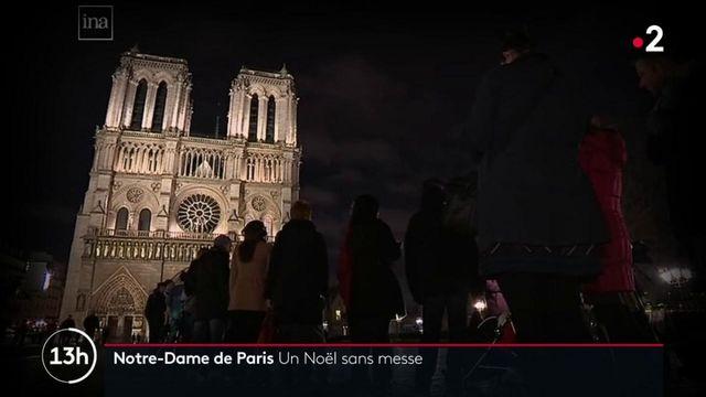 Notre-Dame de Paris : pas de messe pour Noël