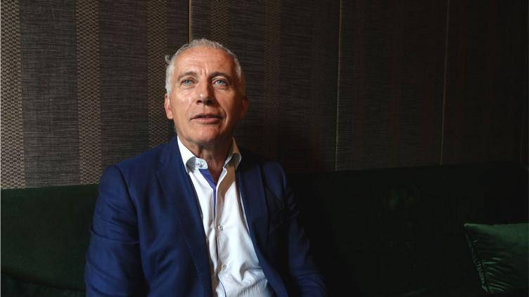 Thierry Coste,conseiller politique de la Fédération nationale des chasseurs. (ISABELLE SOUQUET / RADIO FRANCE)