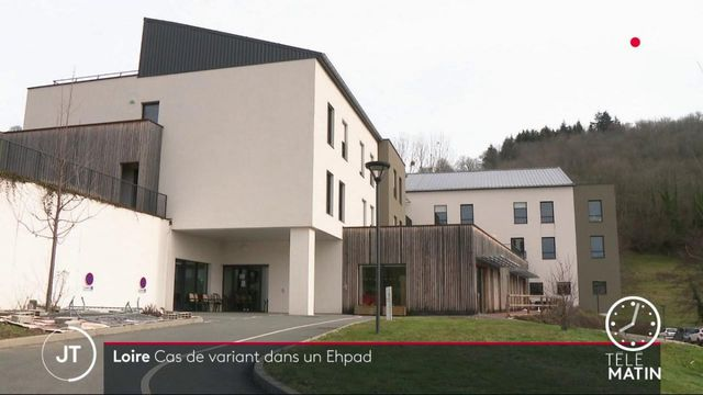 Covid-19: un Ehpad de la Loire touché de plein fouet par le variant anglais
