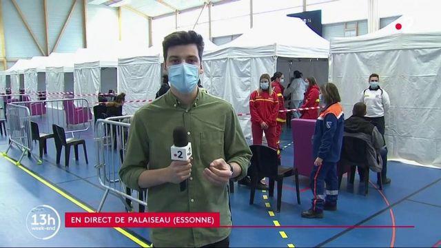 Covid-19 : la campagne de vaccination s'accélère dans l'Essonne