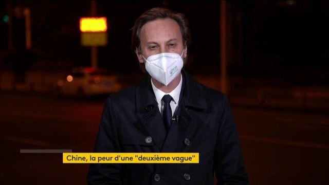 La Chine craint une deuxième vague du coronavirus