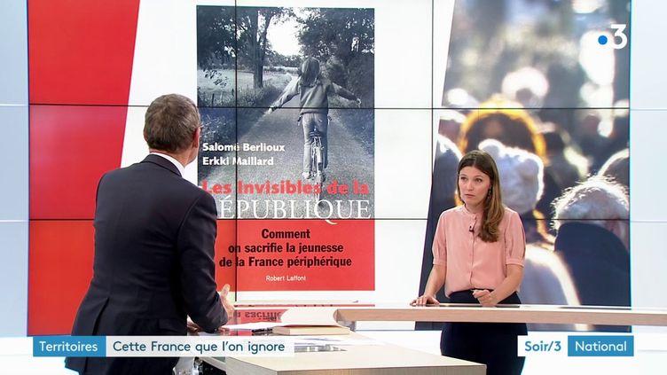 Salomé Berlioux (France 3)