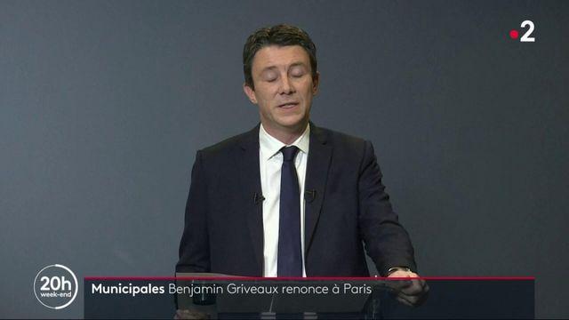 Municipales : Benjamin Griveaux renonce à Paris